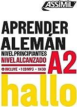Aprender Aleman (+CDMP3) (Objectif Langues)