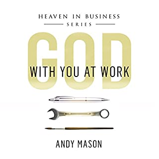 God with You at Work audiobook cover art