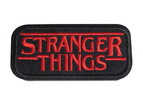 Finally Home Stranger Things Logo Bügelbild Patch zum Aufbügeln | Patches, Aufbügelmotive