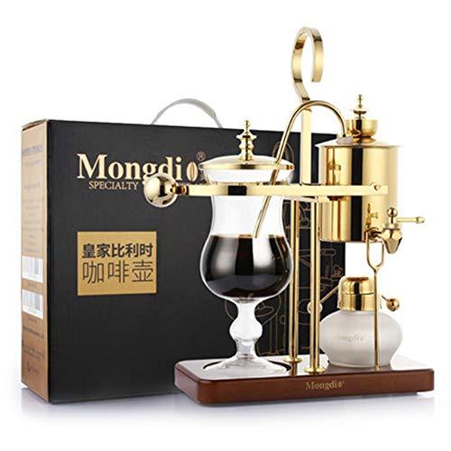 Royal Belgian Pot Home Edelstahl Belgische Kaffeekanne Siphon Manuelle Kaffeemaschine