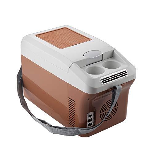 ZSEFV Car Freezer Portable Refrigerator Electric Compressor Car Cooler for Cars, Homes, Offices, and Dorms