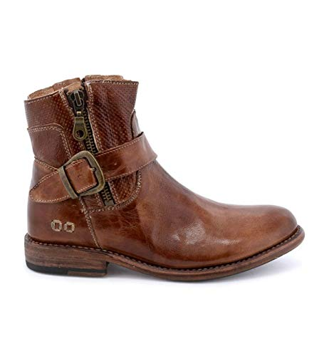 BED STU Women's Becca Boot, Tan Rustic, 8.5 M US