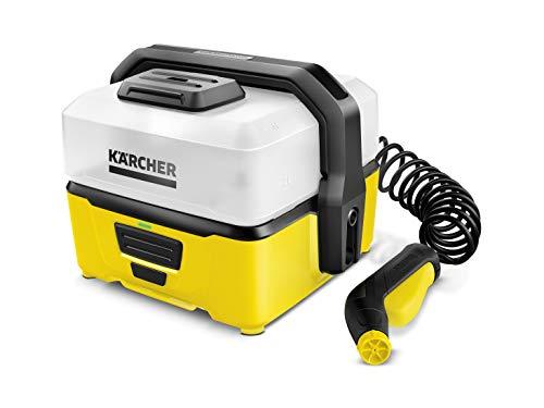 【2021年最新版】充電式高圧洗浄機の人気おすすめランキング14選【タンク式やコードレスも紹介】のサムネイル画像