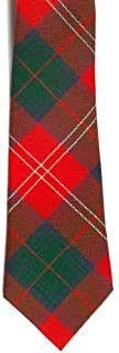 Kilts Wi Hae 100% Wool Traditional Scottish Tartan Neck Tie - Chisholm Modern