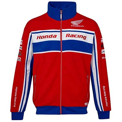 Honda Racing British Super Bikes BSB Fleece Oficial 2019: Amazon ...