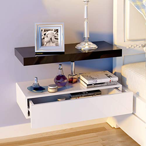 XINGPING-Shelf Estante de Pared Hogar Creativo Estante de Pared Estante Colgante de Pared Partición...