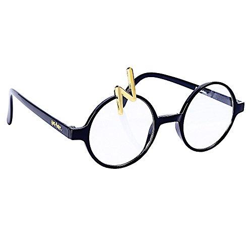 Costume Sunglasses Harry Potter Scar Glasses Sun-Staches Party Favors UV400