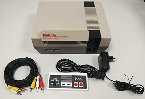 Nintendo Entertainment System - Konsole