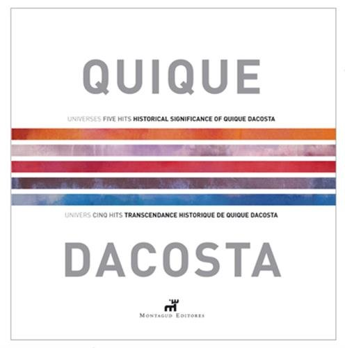 Quique Dacosta 2000 - 2006 English/French