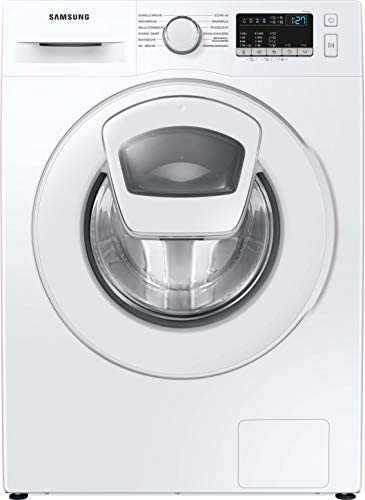 Samsung WW90T4543TE/EG Waschmaschine 9 kg / 1400 U/min / A+++ / AddWash / Hygiene-Dampfprogramm / Digital Inverter Motor