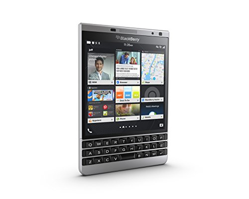 BlackBerry Passport Smartphone, 2 GB (4,5 Zoll), SIM-Freigabe