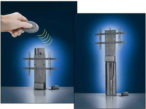 Venset TS1000A 7BXX1 elektrischer TV Einbau-Lift, Metall, schwarz, 75 x 72 x 7.2 cm