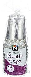 365 Everyday Value, Plastic Cups (16 fl oz), 20 ct