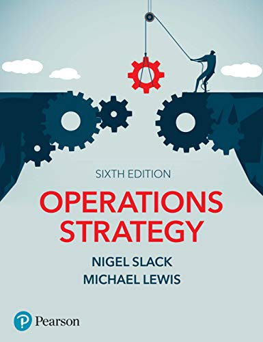 Operations Strategy (English Edition)