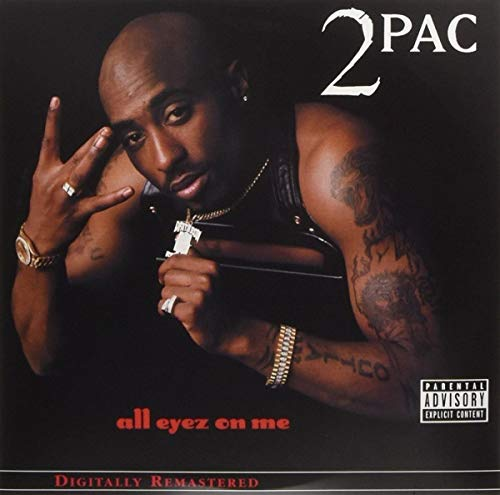 All Eyez on Me (4 LP) [Vinilo]