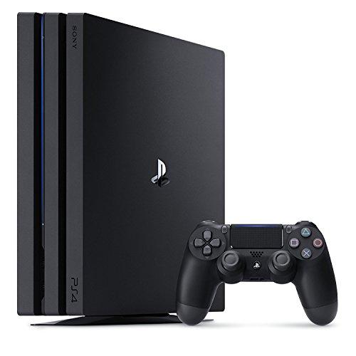 {PlayStation 4 Pro ジェット・ブラック 1TB (CUH-7000BB01) 【メーカー生産終了】}