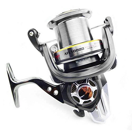 XXBFDT Moulinet Spinning avec Frein Avant de pêche - Équipement de pêche entièrement en métal-Type 12000