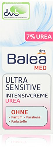 Balea Med Ultra Sensitive Intensivcreme, 2er Pack(2 x 50 ml)