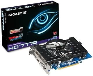 GIGABYTE グラフィックボード AMD Radeon HD7770 1GB PCI-E GV-R777OC-1GD REV2.0