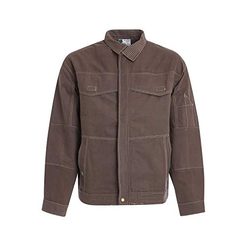 WORK AND STYLE Arbeitsblouson Den - Linie Immagine Taupe, XL