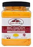 1 Pound of Famous Hoosier Hill Farm Original Big Daddy Mac mix. with BIG Cheddar Cheese taste Packaged in 1 pound sealed plastic jar, great for easy pantry or cupboard storage You will knock it out of the park with this macaroni and cheese mix After ...