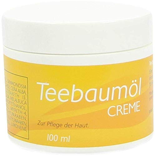 TEEBAUM CREME mit Propolis 100 ml