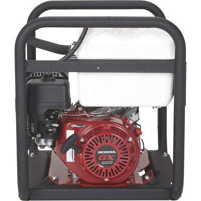 NorthStar Self-Priming Extended Run Semi-Trash Water Pump - 2in. Ports, 10,010 GPH, 5/8in. Solids Capacity, 200cc Honda GX200 Engine