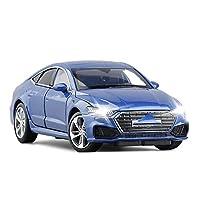 ダイキャストモデルカー 1:32 AUS A7車のモデル合金ダイキャストサウンドライトアダルトコレクション誕生日プレゼントカーグッズギフト玩具のためのおもちゃ (色 : 1)