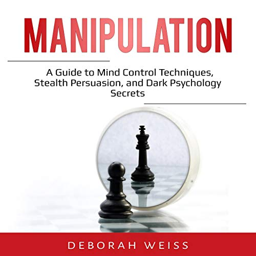 Manipulation Audiobook By Deborah Weiss cover art