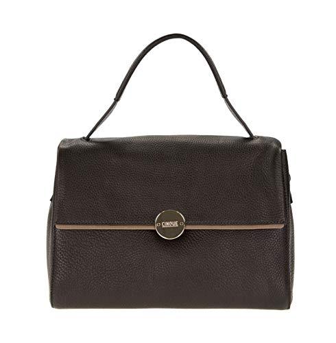 CINQUE Carina Handbag With Flap Black