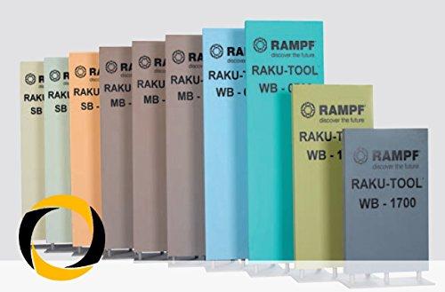 Ascending Composites Ureol Raku-Tool® Formenbaukunststoff WB-1210 1000mm x 500mm