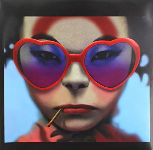 Humanz (Explicit)(2LP Deluxe 180 Gram Vinyl w/Digital Download + Book)