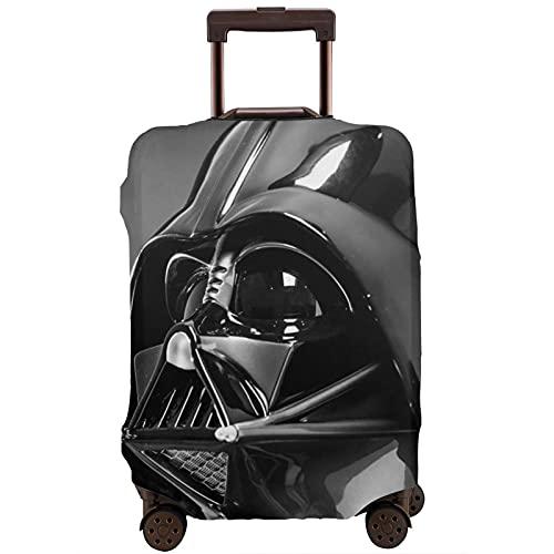 Star Mandalorian Wars Darth Vader Maleta Funda Protectora Banda Elástica Caja Protectora Antiarañazos, Mangas Elásticas Gruesas son Fácil de limpiar, Impreso Elegante y Linda