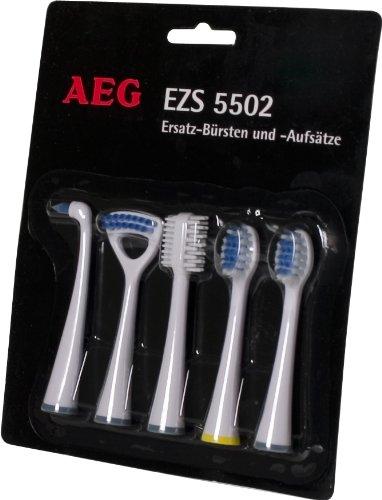 AEG reservetandenborstels EZ 5502, 5-delige blister