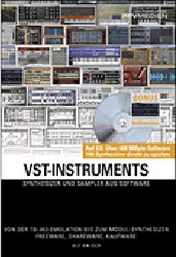 VST-Instruments: Synthesizer und Sampler aus Software