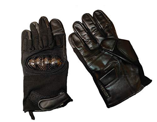 Defcon 5 Handschuhe mit festem Schutz aus Kevlar Größe XL