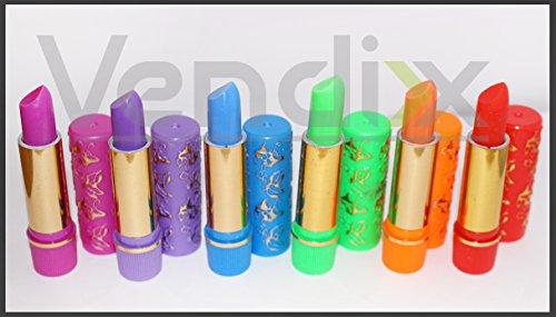 Magischer Lippenstift, marokkanisch, 6Farben, lang anhaltend, feuchtigkeitsspendend