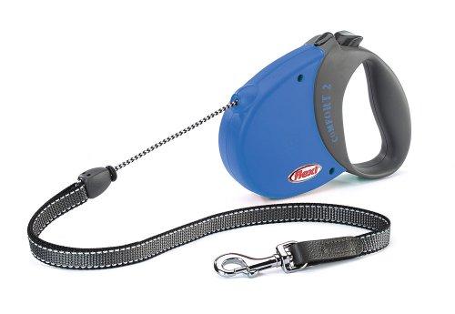 flexi Hundeleine Comfort Basic 2; 5 m, bis 20kg blau