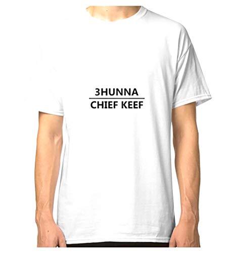 3HUNNA Chief Keef Tshirt Classic T Shirt, Hoodie for Men Women