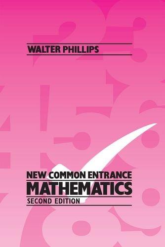 New Common Entrance Mathematics Second Edition