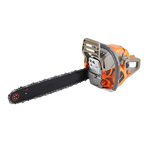 Motosierra eléctrica de madera sin hilos, sierra de cadena de madera, eléctrica...