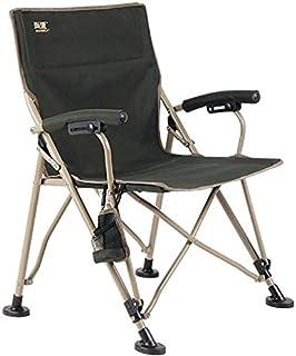 SUNBELT 折り畳み椅子 ガーデンチェア ドリンクホルター付き 耐荷重200kg ご自宅 お庭 アウトドアお釣り キャンプ用 リラックスチェア