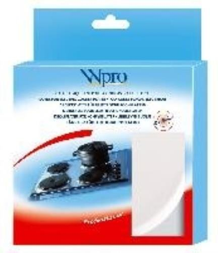 Wpro CQB209 Cache Plaque Blanc Diamètre: 200 mm
