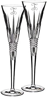 Best swarovski champagne glasses Reviews