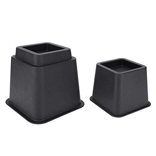 Jeanoko Accesorios de Muebles de gabinete de plástico Sofás Cama duraderos
