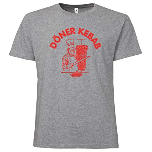 ShirtWorld - Döner Kebab - heren T-shirt