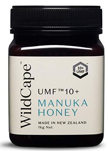 Miel de Manuka Wild Cape UMF 10+ (MGO 263+) East Cape, 1kg