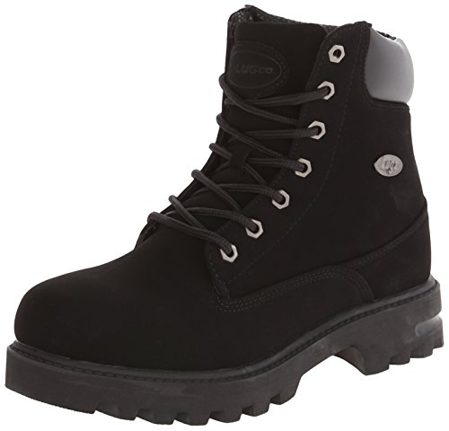 Lugz Men's Empire Hi Sp, Black, 14 D US