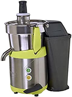 Santos 68 Commercial Fruit & Veg Juicer with PULP DISCHARGE CHUTE TUBE