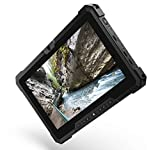 Latitude 7212 Rugged Extreme Tablet Laptop, 11.6inch FHD (1920X1080) Touchscreen, Intel Core 7th Gen i5-7300U, 8GB RAM, 256GB Solid State Drive, Windows 10 Pro (Renewed)